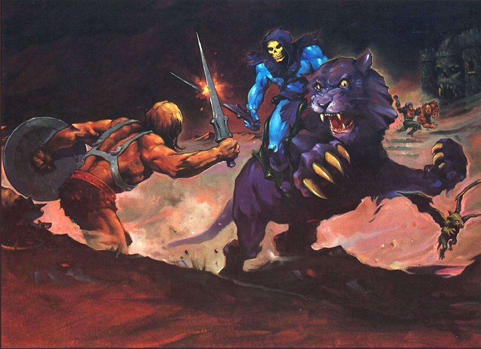 Skeletor Panthor hi res