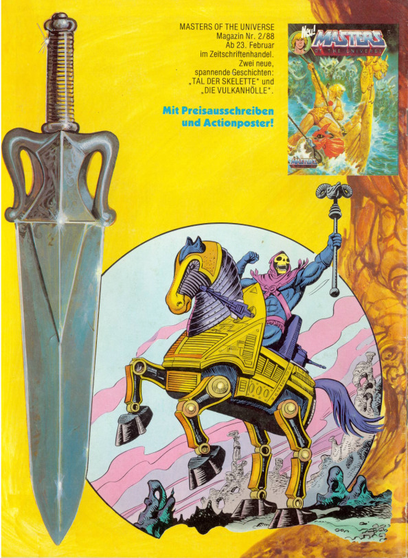 Germany - Ehapa Verlag 1988 01