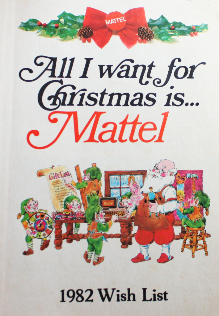1982 Mattel Wish List, plus a look at early MOTU product