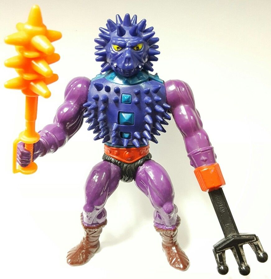 MASTERS OF THE UNIVERSE MOTU PART HE MAN SKELETOR SPIKOR LEFT RIGHT ARM HEAD