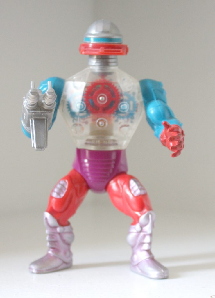 ROBOTO bras droit He-man Masters of the Universe MOTU vintage figure